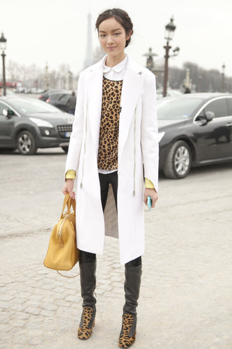 Je T'Aime! The Chicest on the Streets of Paris Fashion Week