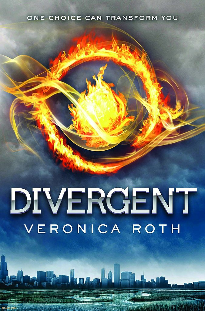 Illinois: Divergent by Veronica Roth