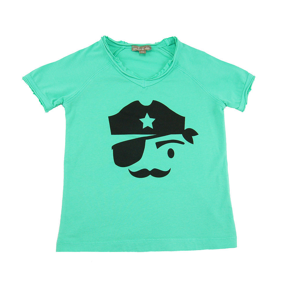 Emile Et Ida Pirate T-Shirt