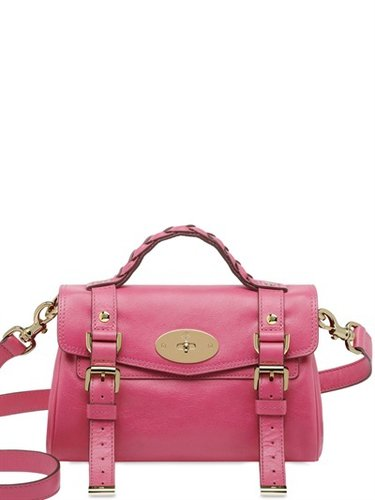 Mulberry - Soft Buffalo Mini Alexa Satchel