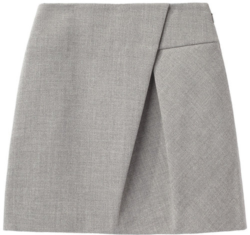 3.1 Phillip Lim / Asymmetric Fold Skirt
