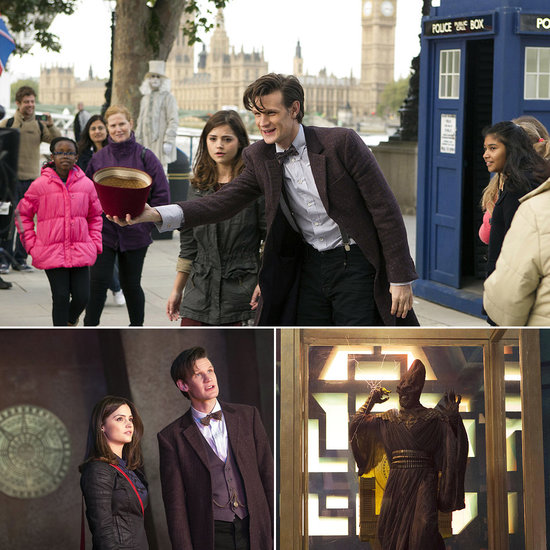 First Look at the New Doctor Who Episode