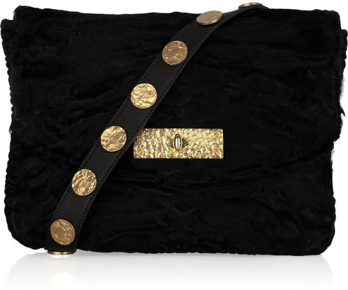 Christian Louboutin Penny Messenger lambskin messenger bag
