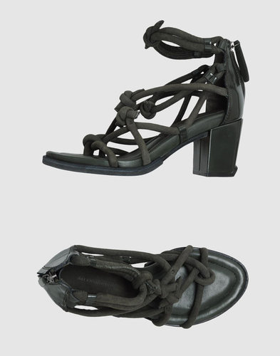 ALEXANDER WANG High-heeled sandals