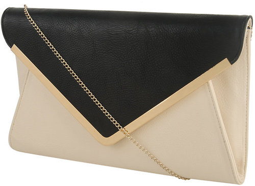 Forever 21 XL Envelope Clutch