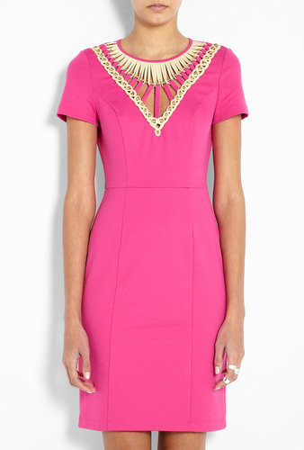 ALICE by Temperley Fushcia Leon Dress