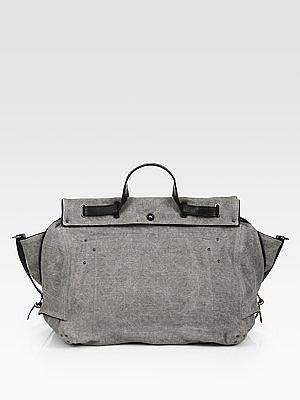 Carlos Canvas Tote Bag