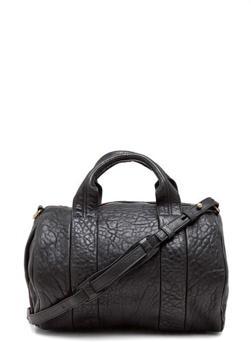 Alexander Wang Rocco Satchel in Black
