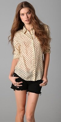 Textile Elizabeth And James Austin Shirt