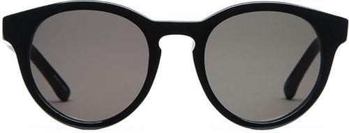 The Row x Linda Farrow / Large Round Sunglasses