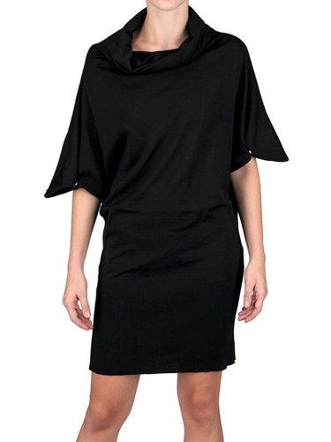 Space - Oversized Wool Knit Dress