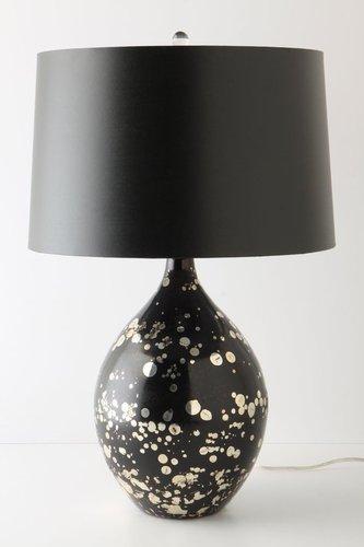 Reactive Glass Lamp Ensemble