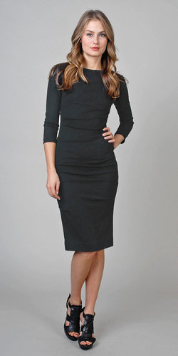 Classic Gray Dresses by Nicole Miller