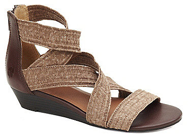 Netta Wedge Sandals