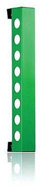 Wine Rack - 8 Bottle - Bead Blasted - Green