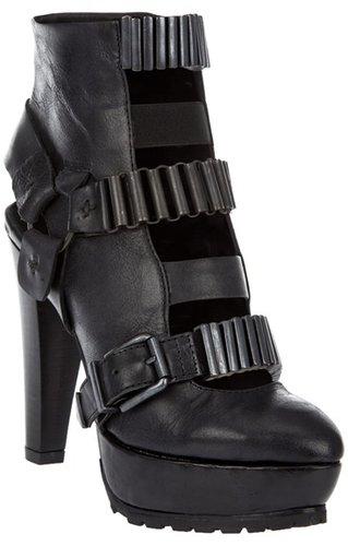 Ksubi Leather 'Jezel' boot