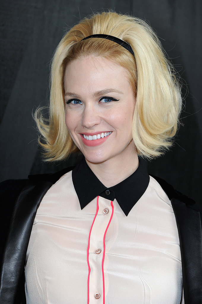 January Jones, Paris