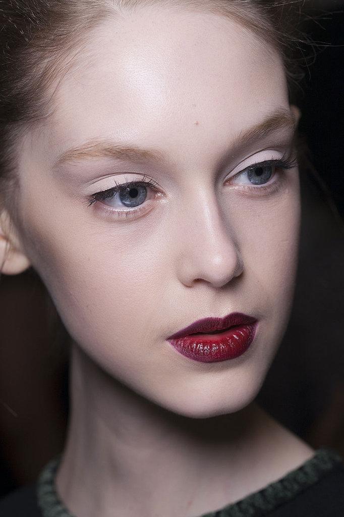 The Makeup at Zac Posen, New York