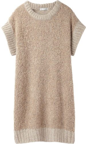 Tsumori Chisato / Alpaca Fur Dress