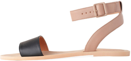 MM6 by Maison Martin Margiela / Colorblock Sandal