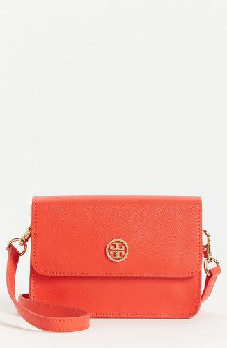 Tory Burch 'Robinson - Mini' Leather Crossbody Bag