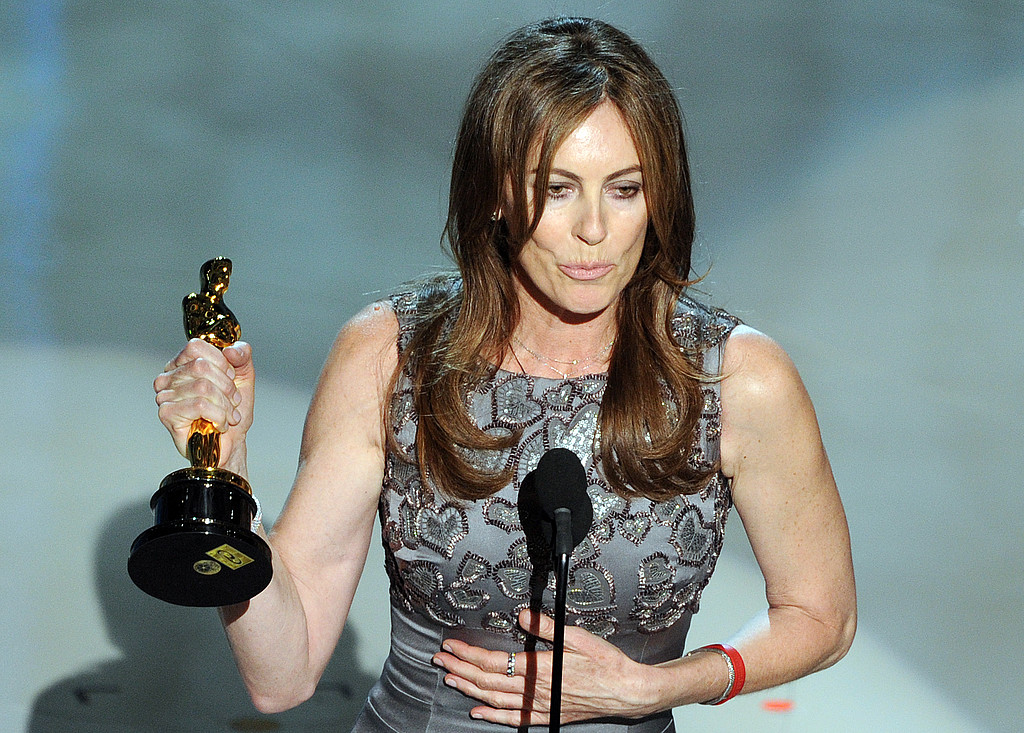 First Woman to Win Best Director: Kathryn Bigelow
