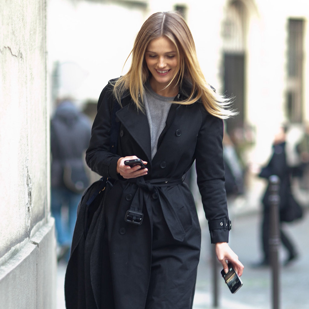 Street Style At Paris Fashion Week Fall 2013 Popsugar
