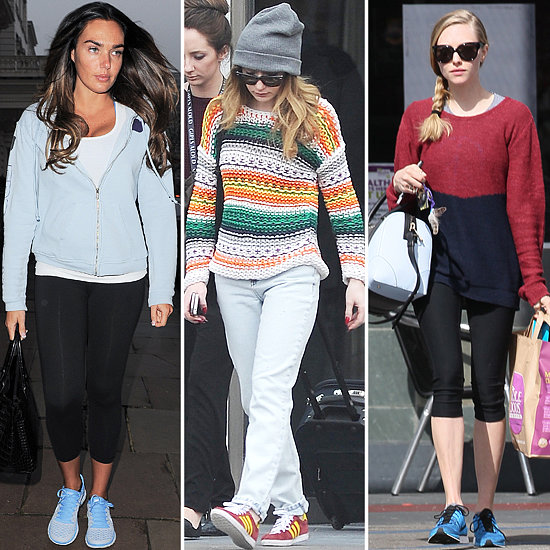 Coloured Trainers are on Trend for Spring 2013