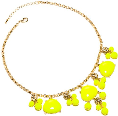 Neon Bobble Necklace