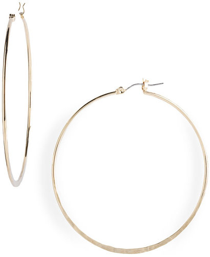 Rachel Large Hoop Earrings