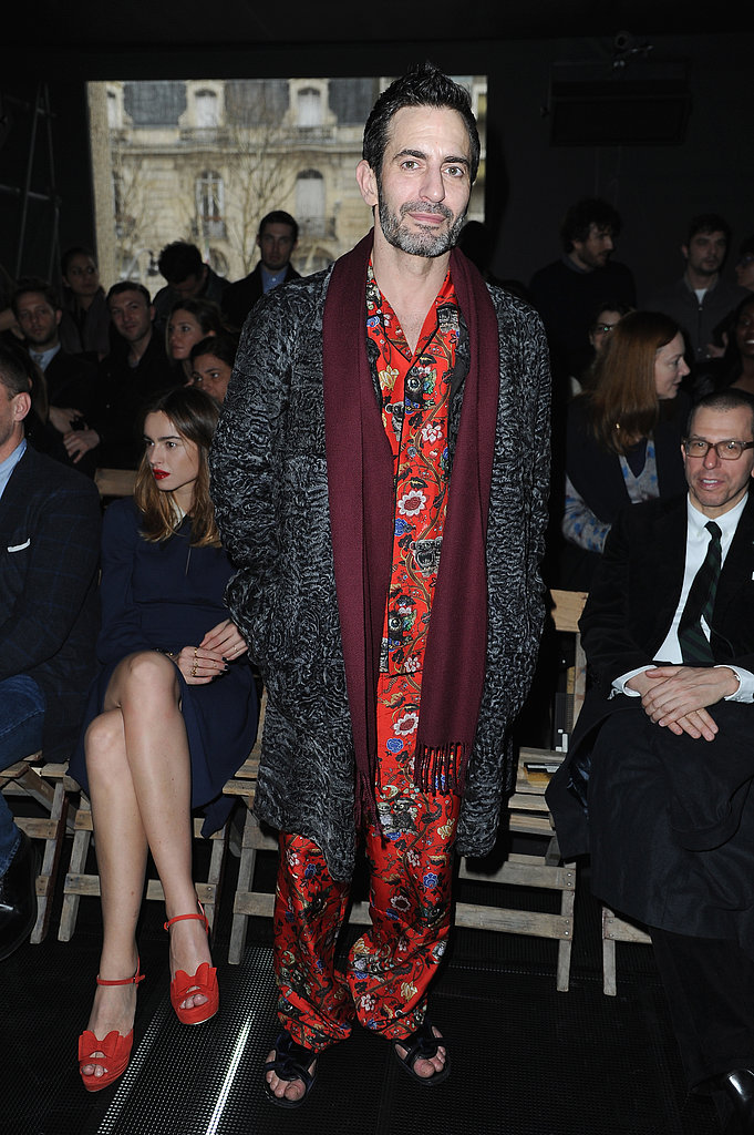 Marc Jacobs at Miu Miu.
