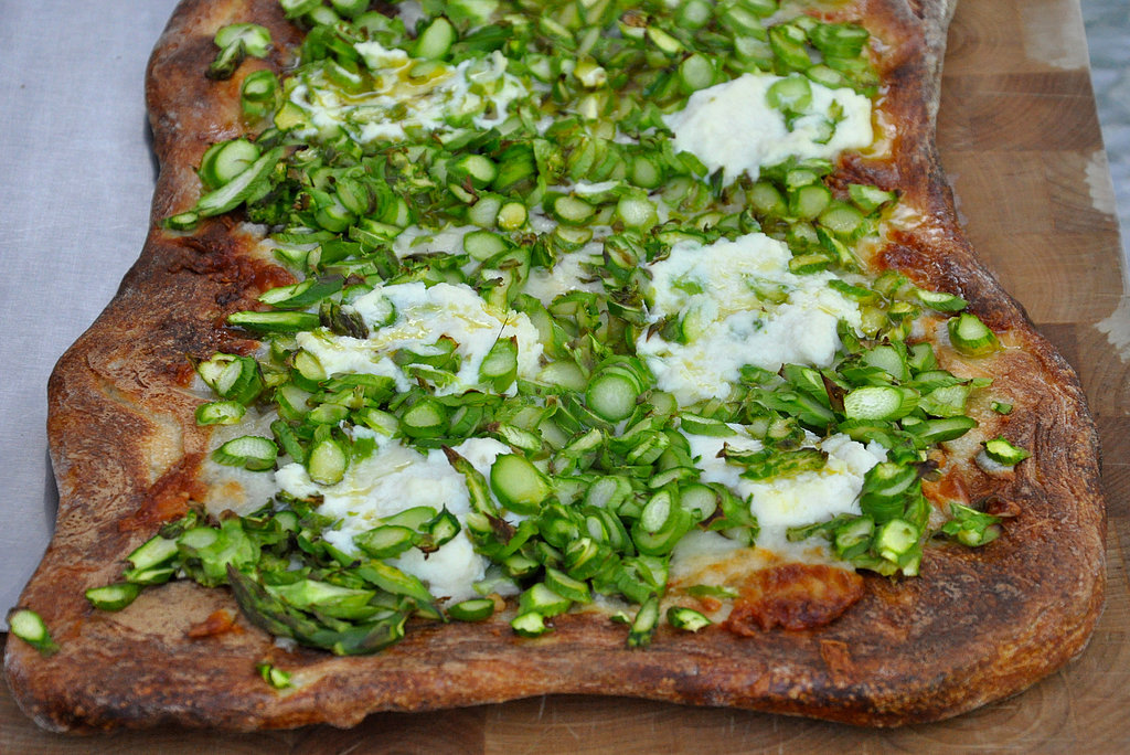What to Make: Asparagus Pizza