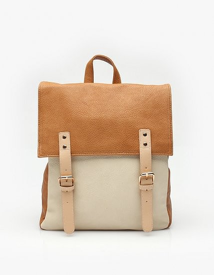 We love this slim, simple Need Supply Co. Rockland Backpack ($84) for everyday wear.