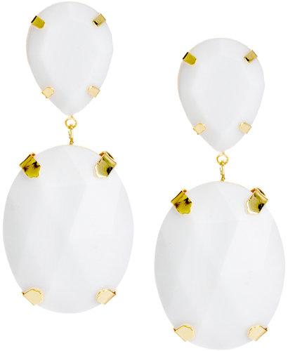 ASOS Gem Drop Earrings