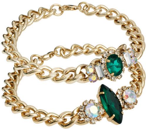 ASOS Double Stone ID Bracelets