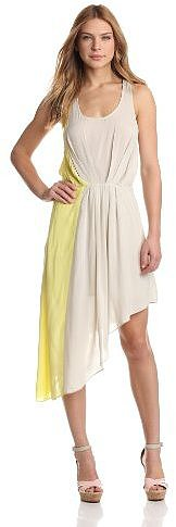 BCBGeneration Women's Color Blocked Dress
