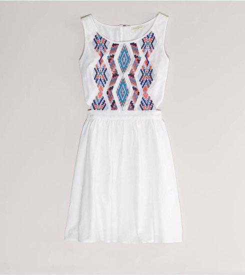 AE Dotty Corset Dress