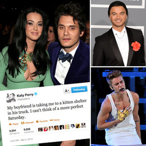 Best Funny Celebrity Tweets: Katy Perry, Justin Bieber