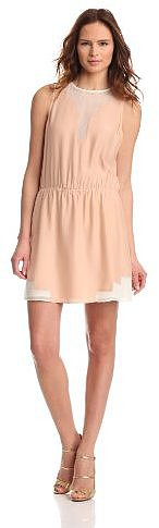 Parker Women's Silk Mini Dress