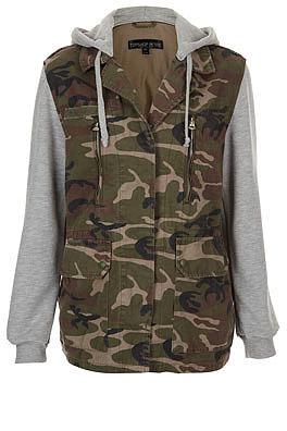 Petite Jersey Sleeve Jacket