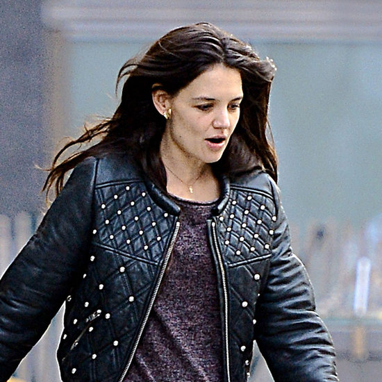 Katie Holmes and Suri Cruise on Playdate in NYC | Pictures