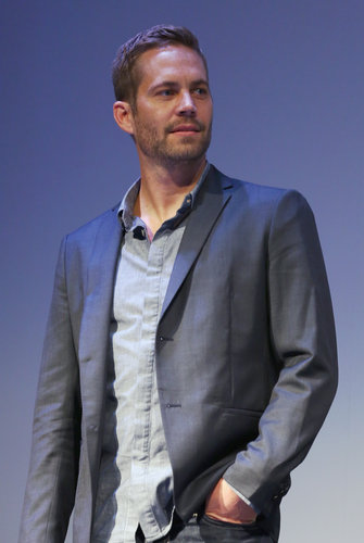 Paul Walker stepped out for the Hours Q&A at SXSW.