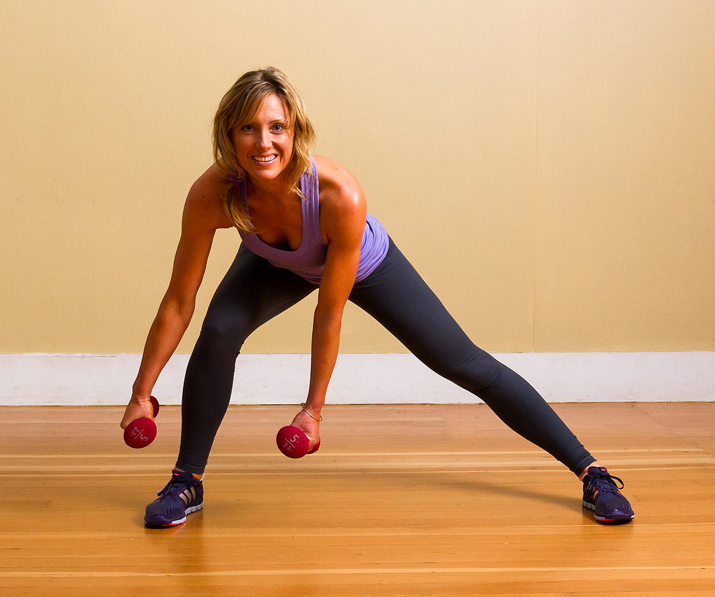 Circuit One: Side Lunge