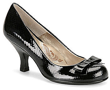 Sofft Raquel Snake-Embossed Pumps