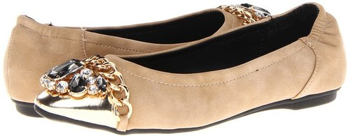 Penny Loves Kenny - Gower (Gold Metallic) - Footwear