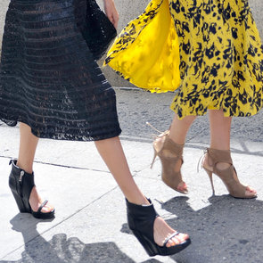 Best Transitional Shoes Spring 2013