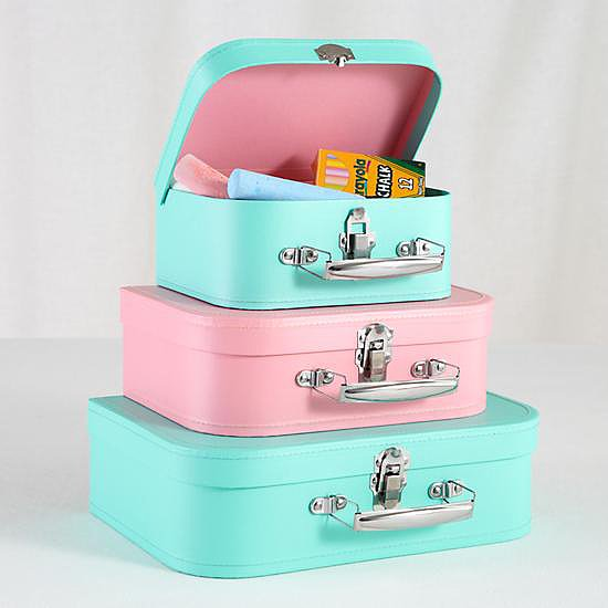 Bon Voyage Suitcase Set