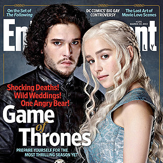 Game of Thrones EW Cover 2013