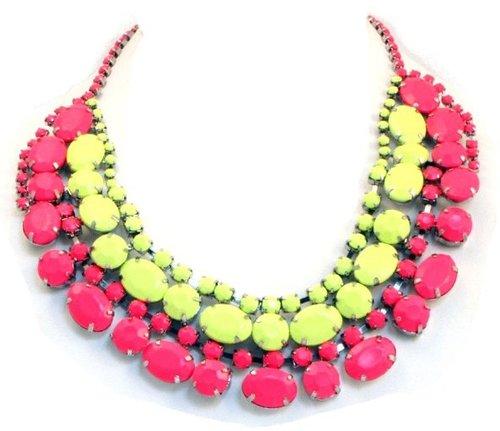 Pink & Orange Spring 2012 Jewelry