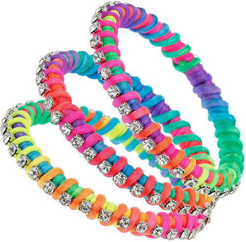 Neon Pop Jewelry Trend